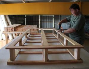 Boxspring Manufacturing